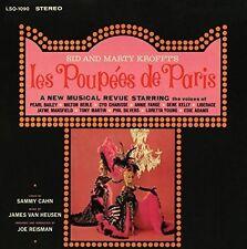 Pearl Bailey, Milton - Les Poupees De Paris - O.s.t. [New CD]