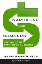Narrative and Numbers: The Value of Stories in Business (Hardback or Cased Book)