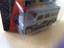 Matchbox New Toy Model Car 55/120 Land Rover Defender 110 Sealed