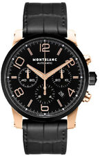 Discount Brand New MontBlanc TimeWalker Chronograph Men's Watch for Sale 104668