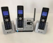 AT&T TL92378 Bluetooth Cordless Answering System w/caller ID (3 handsets!)