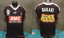 maillot OGC NICE ENTRAINEMENT 2006-07 BAKARI porté shirt jersey maglia foot