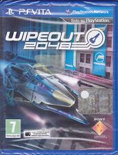 PSVita PlayStation Vita «WIPEOUT 2048» nuovo sigillato italiano