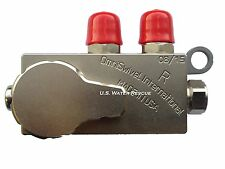 Scuba Divers OmniSwivel Gas Switch Block, Backup Air - Right Hand
