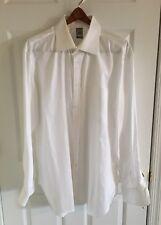IKE BEHAR New York Neiman Marcus Collared Dress Shirt sz 17 1/2 *NEW* Nice RARE!