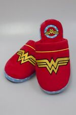 Wonder Woman Retro DC Comics Womens Slippers UK 2- 4