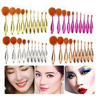 New Makeup Brush Set Cosmetic Foundation blending pencil brushes Kabuki QG68