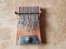 African Kalimba Mbira Thumb Piano 15 key nyunga nyunga