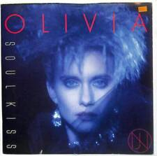 """Olivia Newton-John - Soul Kiss  - 7"""" Vinyl Record Single"""
