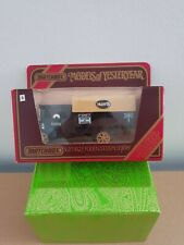 Vintage Matchbox Models of Yesteryear 1922 Foden Steam Lorry (Y27)-Boxed - Hovis