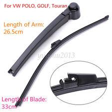 For VW Golf I II IV V Polo Mk6 Touran Car Windshield Blades Wiper Bosch & Arm