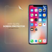 Nillkin Matte Anti-Glare Protective Screen Protectors Film For Apple iPhone X