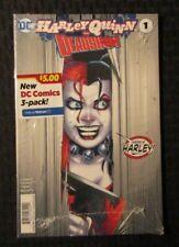 Walmart DC Special 3-Pack HARLEY QUINN & DEADSHOT #1 Sealed