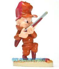 """Looney Tunes Plastic Figure TADDEO ELMER J FUDD (h.5"""") - DeAgostini Italian 16"""