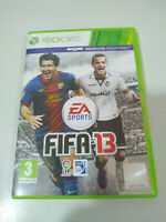 Fifa 13 EA SPORTS Messi - Set Xbox 360 Ausgabe Spanien Pal - 3T