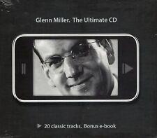 Glenn Miller - The Ultimate CD (2010 CD) 20 Classic Tracks (New & Sealed)