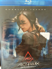 Aeon Flux (Blu-ray Disc, 2006, Special Collectors Edition)