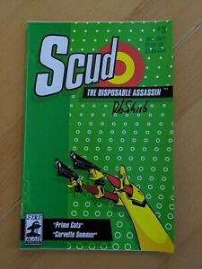 Scud The Disposable Assassin #5 - Signed by Rob Schrab