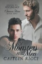 Of Monsters and Men by Caitlin Ricci (2015, Paperback)