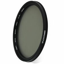ZOMEI 58mm CPL FILTER for Canon 18-55mm Kit Lens, 100D 1300D 700D 650D 1200D