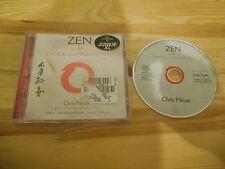 CD NEW AGE Chris Hinze-zen/tipo of Dance meditazione (12) canzone KEYTONE