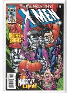 UNCANNY X-MEN #373 --- BROTHER VS BROTHER! 1st PRINT! HI-GRADE! Marvel! 1999! NM
