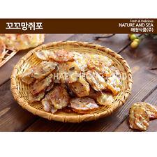 GGoGGoMang Dried filefish fillet Korean food kids mini Jwipo - 160g