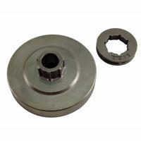 For Chinese Chainsaw 4500 5200 5800 45CC 52CC 58CC Clutch Rim Sprocket Kit Set