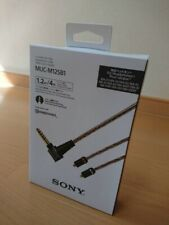 SONY MUC-M12SB1 4.4mm Headphone Cable for XBA Series NEW from Japan