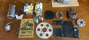 Hodaka Parts Lot - New, Used, and NOS - Wombat, Road Toad, and More