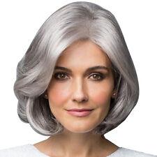 Women Ladies Real Natural Short Straight Hair Wigs BOB Style Cosplay Full Wig UK