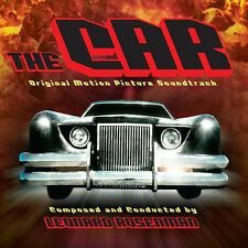 The Car - Complete Score - Limited Edition - OOP - Leonard Rosenman