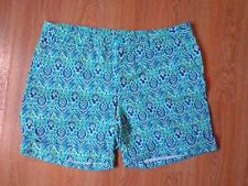 Floral Regular Size 100% Cotton Shorts for Women