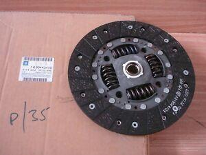 Clutch Plate Disc fits Opel Vauxhall Calibra Astra F C20XE 90443470 Genuine