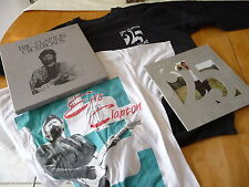 Eric Clapton 25 Years Tour1988 5items:Official Program+BlackSweater+LP Box+T-S