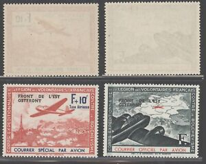 France WWII Legion - MH Stamps I898