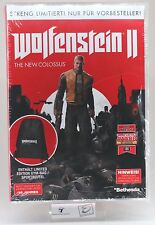 WOLFENSTEIN 2 The New Colossus limited Gym-Bag/Sportbeutel