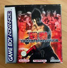 Tekken Advance # Nintendo Game Boy Advance # Deutsche Vers. # Sehr guter Zustand