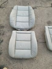 bmw e36 OEM front seat cover grey