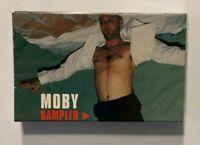 """Moby – """"Sampler"""" / Ultra Rare Promo Cassette - Brand New/Sealed"""
