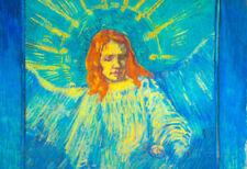 Vincent Van Gogh Angel Art Print Poster - 19x13