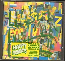 HAPPY MONDAYS Pills 'n Thrills & and Bellyaches CD NEW 1990  STEP ON KINKY AFRO
