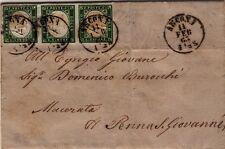 da Ancona per Penna S. Giovanni con Sard. IV striscia d