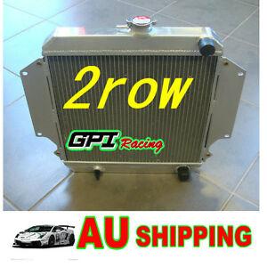 Radiator FOR SUZUKI SIERRA 2Dr SPFTOP / HARDTOP SJ410/413 7/81-3/96 Manual