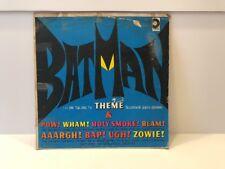 1966 Record Album LP Batman Theme The Bat Boys Design Records Vinyl DLP-249