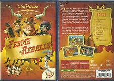 DVD - WALT DISNEY : LA FERME SE REBELLE