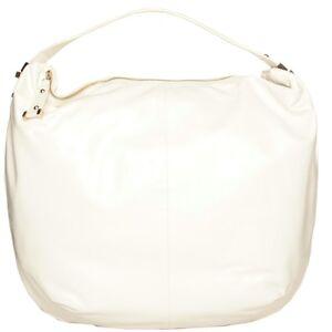 ROCCOBAROCCO ROBS68C05 BIANCO Handtaschen Tasche Schultertasche weiß White