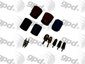 A/C System Valve Core and Cap Kit Global 1311570