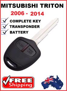 Suitable for Mitsubishi Triton Remote Car Key 2006 to 2013 mit8-46