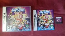 MY SIMS PARTY - Nintendo DS / 2DS / 3DS - Fr.